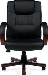 Wood Executive Chair