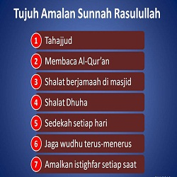 DP BBM Amalan Sunnah