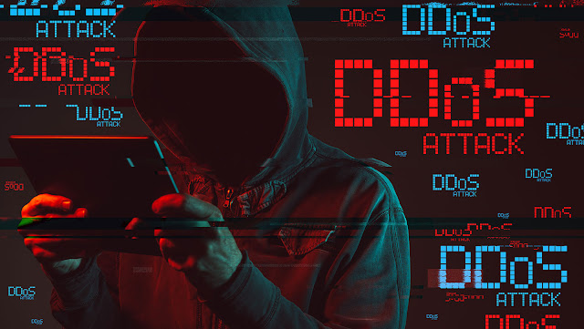 DDos Attack Hacker attack Shehan's thoughts