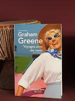 Critique de Voyages avec ma tante de Graham Greene