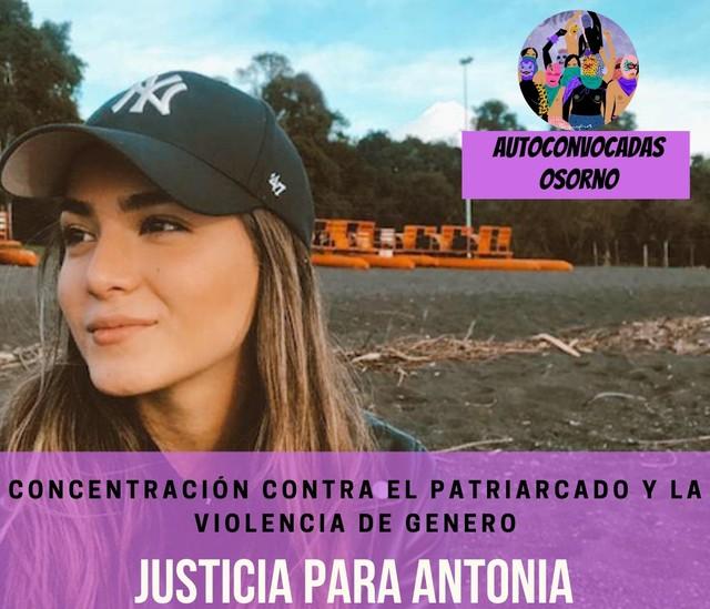 Justicia para Antonia