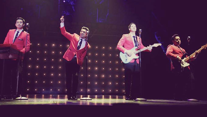 jersey boys musical review Book official tickets for jersey boys showing at the piccadilly theatre, london jersey boys tickets are now available at discounted rates.