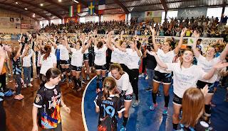 BALONMANO - Un histórico Atlético Guardés se proclama campeón de la Liga Loterías