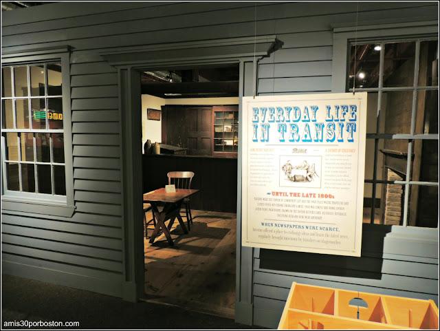 Stoddard's Stagecoach Tavern