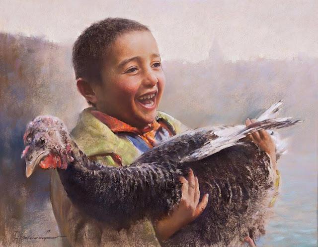Javad Soleimanpour | Peintures Pastel