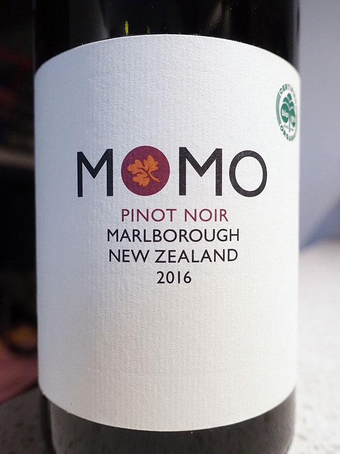 Momo Pinot Noir 2016 (88+ pts)