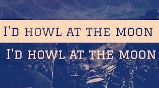 The Script Lyrics - Howl At The Moon