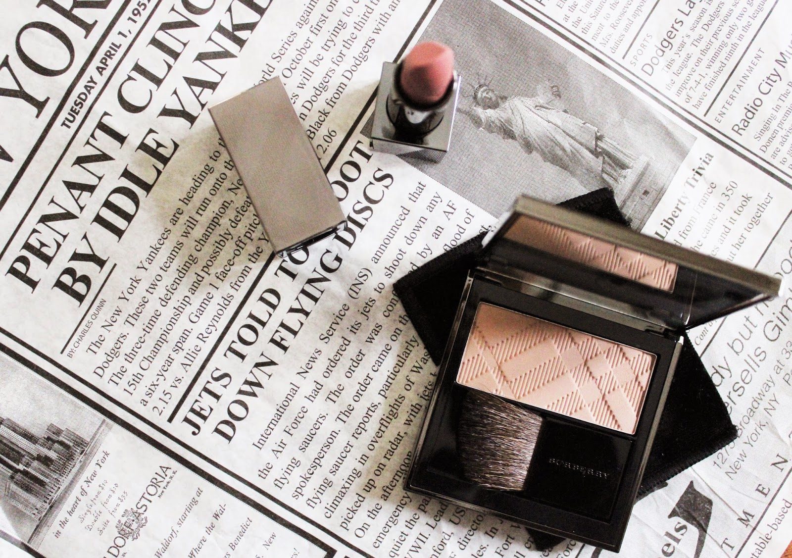 Burberry Beauty Collection 2014