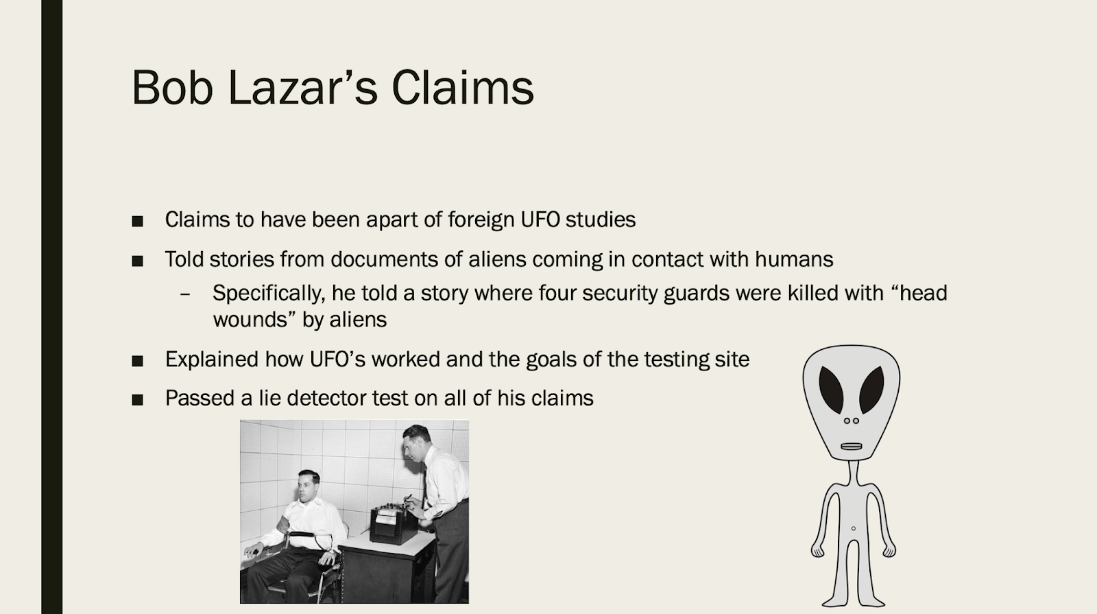 1301 Conspiracy Theories: Bob Lazar and Area 51