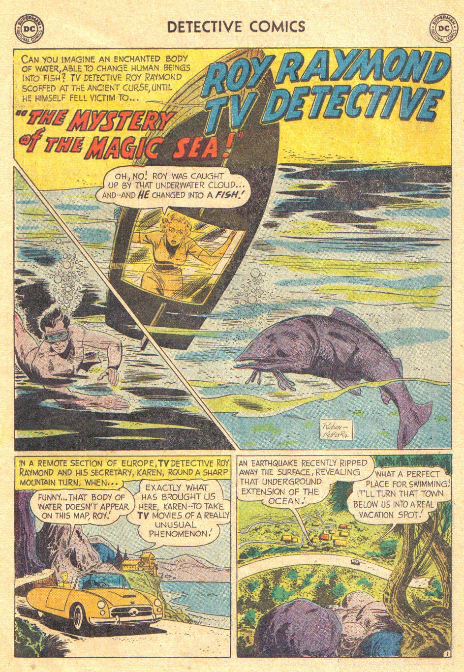Read online Detective Comics (1937) comic -  Issue #267 - 18