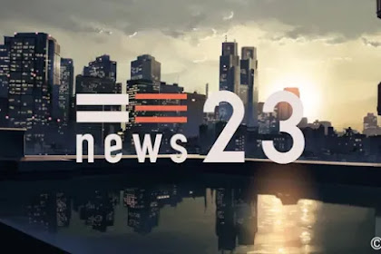 Director Makoto Shinkai Membuatkan Opening untuk Program Berita 'News23'
