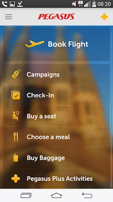 Free Download Pegasus Airlines Mobile 1.8.0 APK for Android