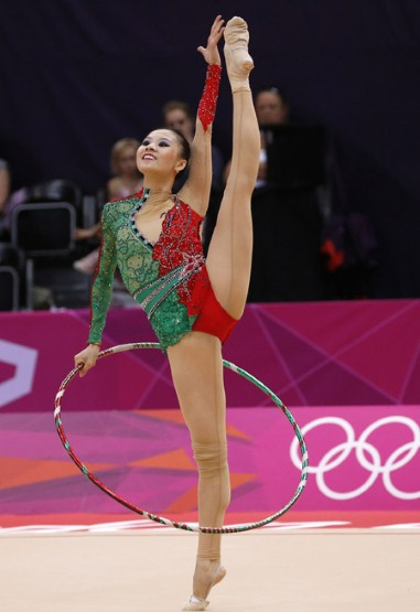 Nude rhythmic gymnast Nude Photos 33