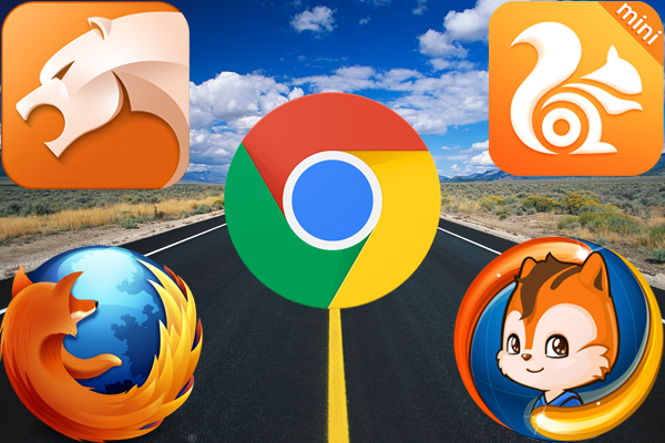 Aplikasi Browser Yang Paling Ringan Untuk Android