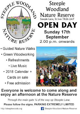 Steeple Woodlands Nature Reserve - Open Day 2017