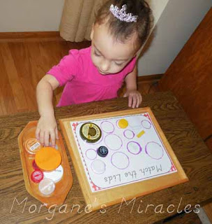 Simple Fun to Keep Toddlers Busy