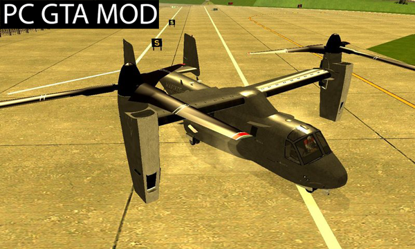 Free Download GTA V Mammoth Avenger V2  Mod for GTA San Andreas.