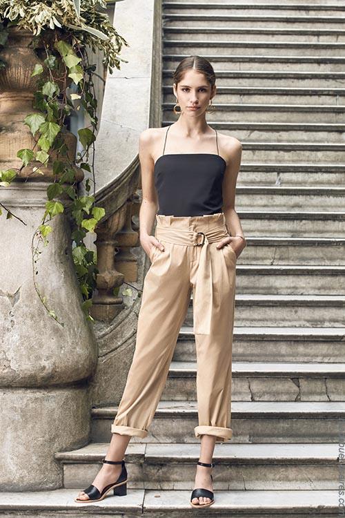 Tops primavera verano 2019. Ropa de moda verano 2019.