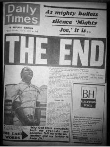 LAURENCE ANINI: Full Throwback History And Biography Of Nigeria Number One Terrorist Laurence Anini