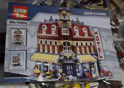 its-not-lego.blogspot.com, lepin 15002 cafe corner modular
