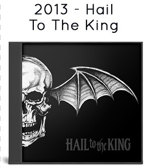 2013 - Hail to the King (Deluxe Edition)