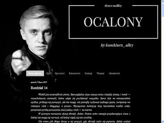Ocalony - Draco Malfoy
