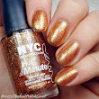 Holiday Glitz with NYC Glitter Nail Polishes!