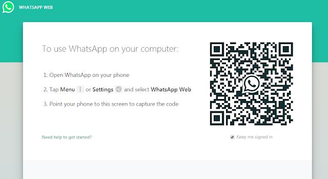 Cara Mengirim dan Menerima Pesan WhatsApp Lewat laptop