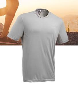 Prueba camiseta deportiva Techfresh