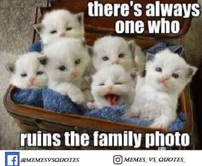 Ruins the family photo