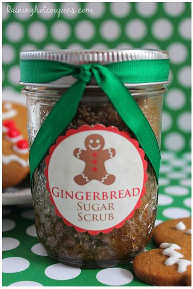 Gingerbread Scrub