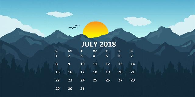 Juli Tidak Libur