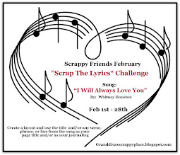 "February ""Scrap The Lyrics"" Challenge"