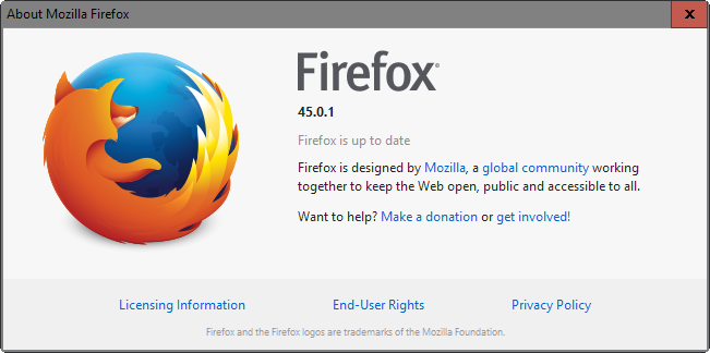 Firefox all softwares free