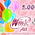 ¡2.000 Seguidores en Instagram Winx Club All!
