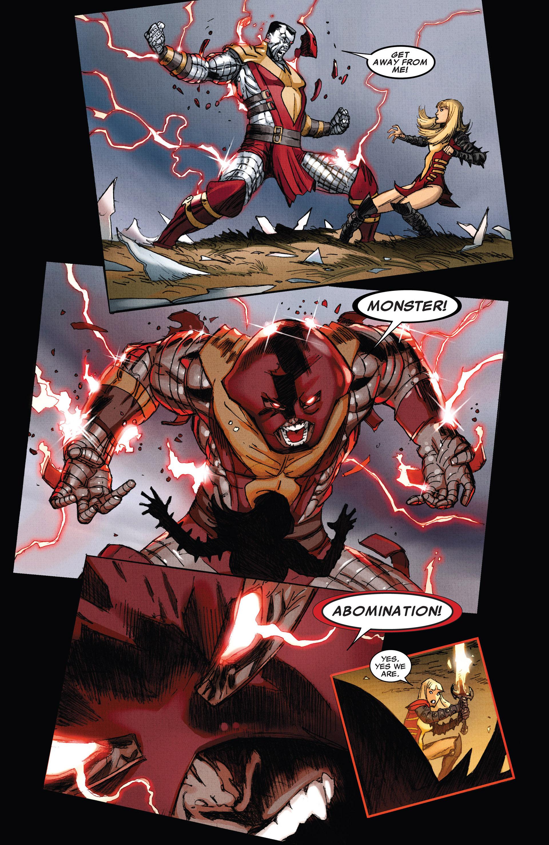 Read online Uncanny X-Men (2012) comic -  Issue #18 - 11