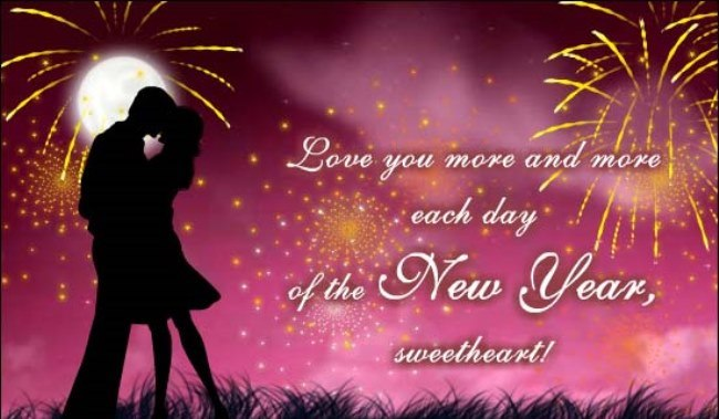 Happy New Year 2021 Images Girlfriend