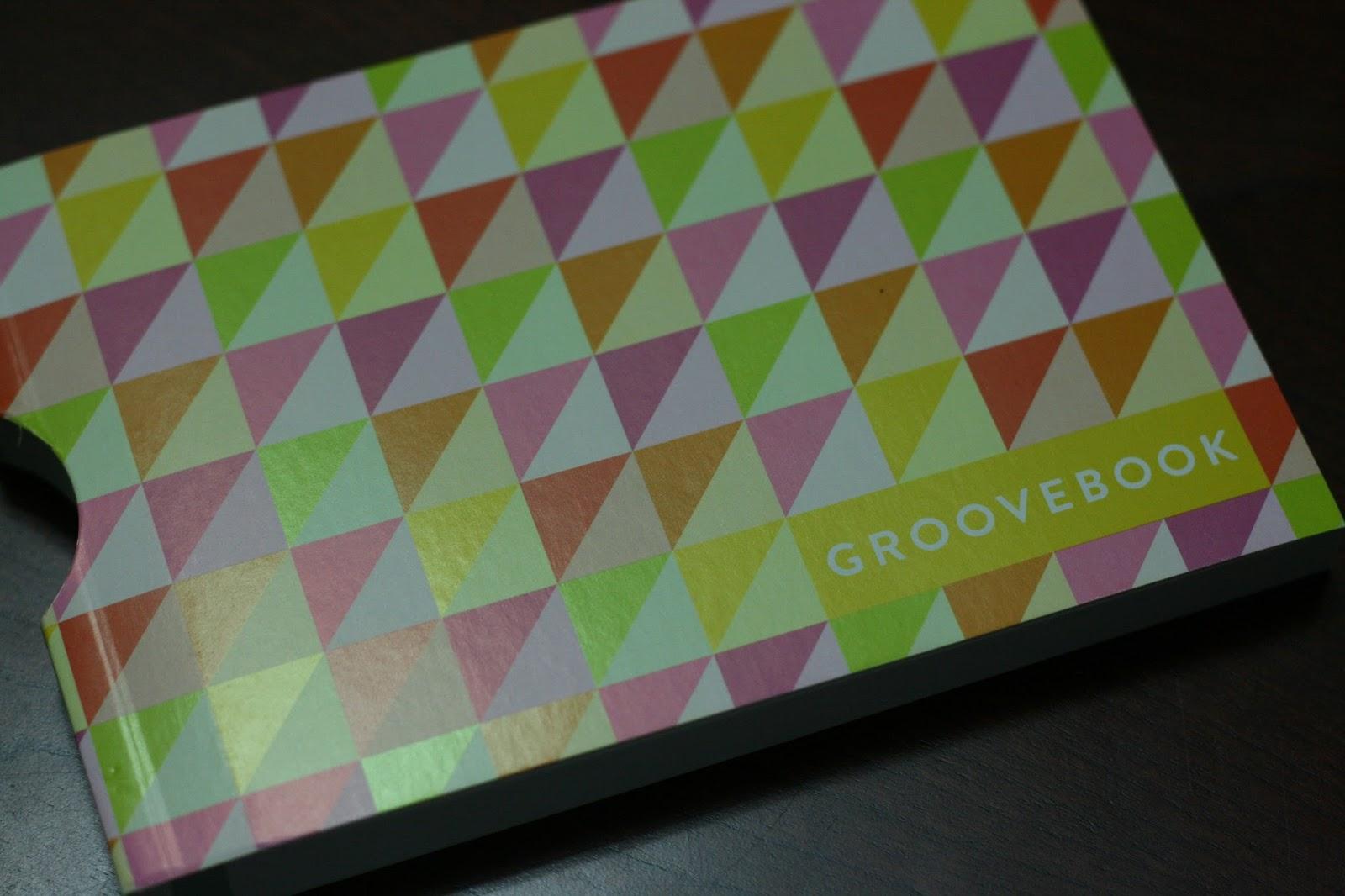groovebook unboxing june 2015