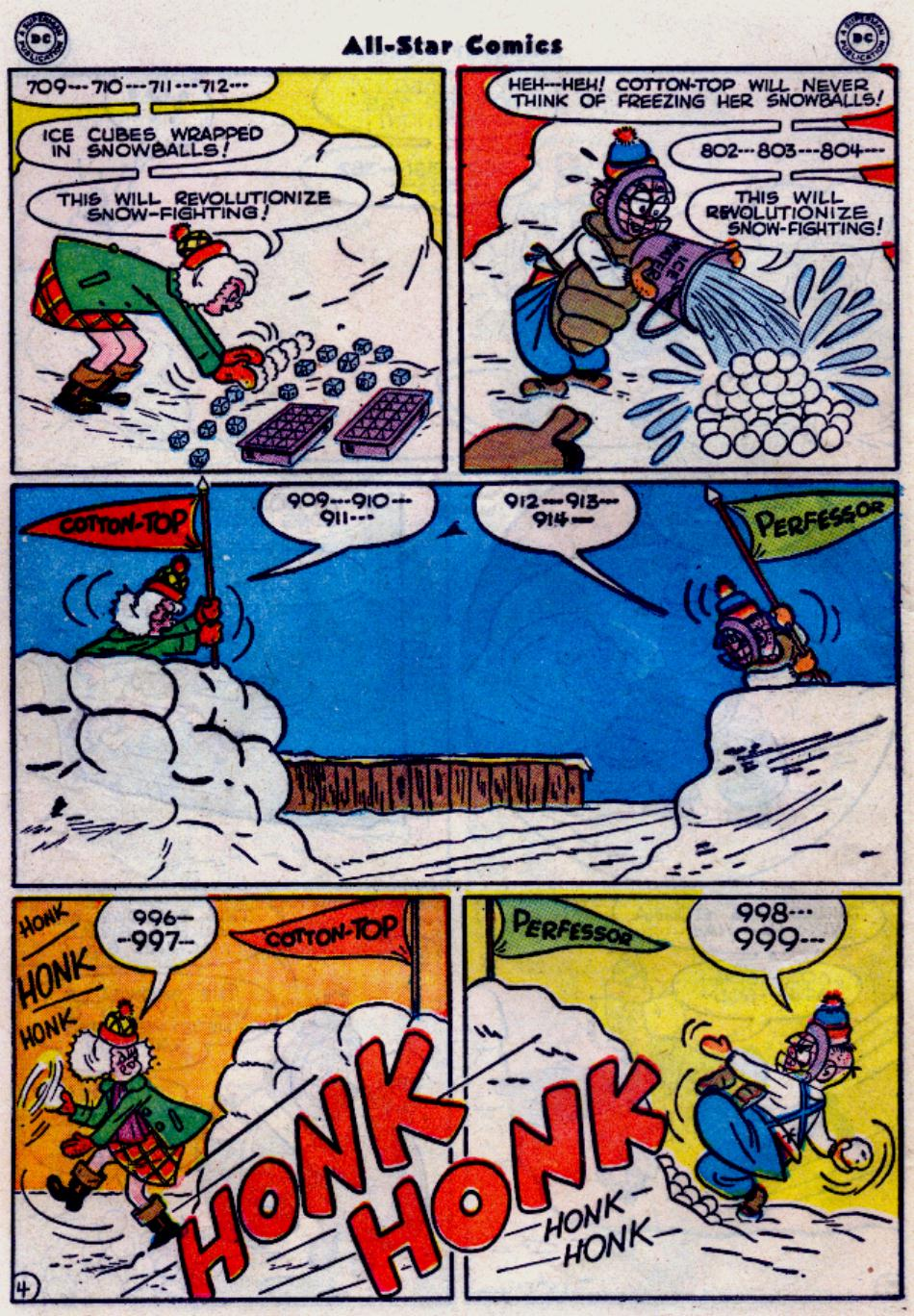 Read online All-Star Comics comic -  Issue #34 - 36