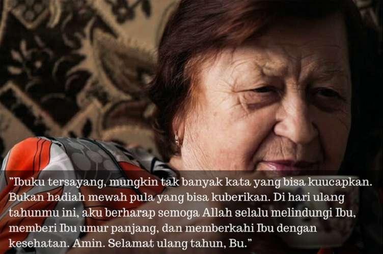 Kata Mutiara Pengorbanan Ibu Cikimmcom