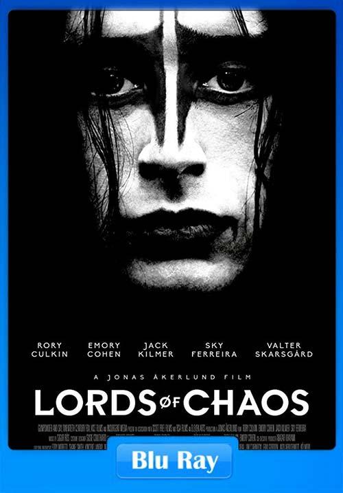 Lords of Chaos 2018 720p BRRip x264 | 480p 300MB | 100MB HEVC
