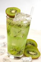 Resep Minuman Dingin Kiwi Punch Soda