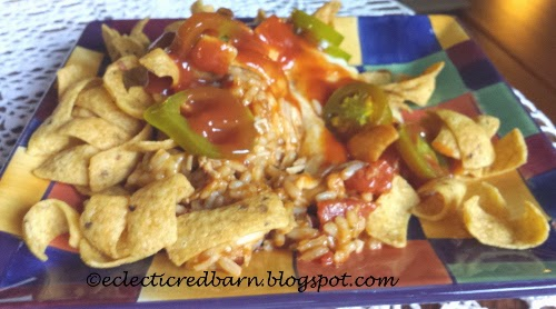 Eclectic Red Barn: Mexican Hot Dish