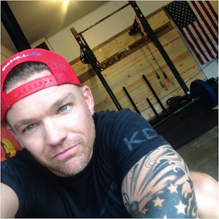U.S. Navy veteran and CrossFit fanatic, Jeffnkanasas on Instagram