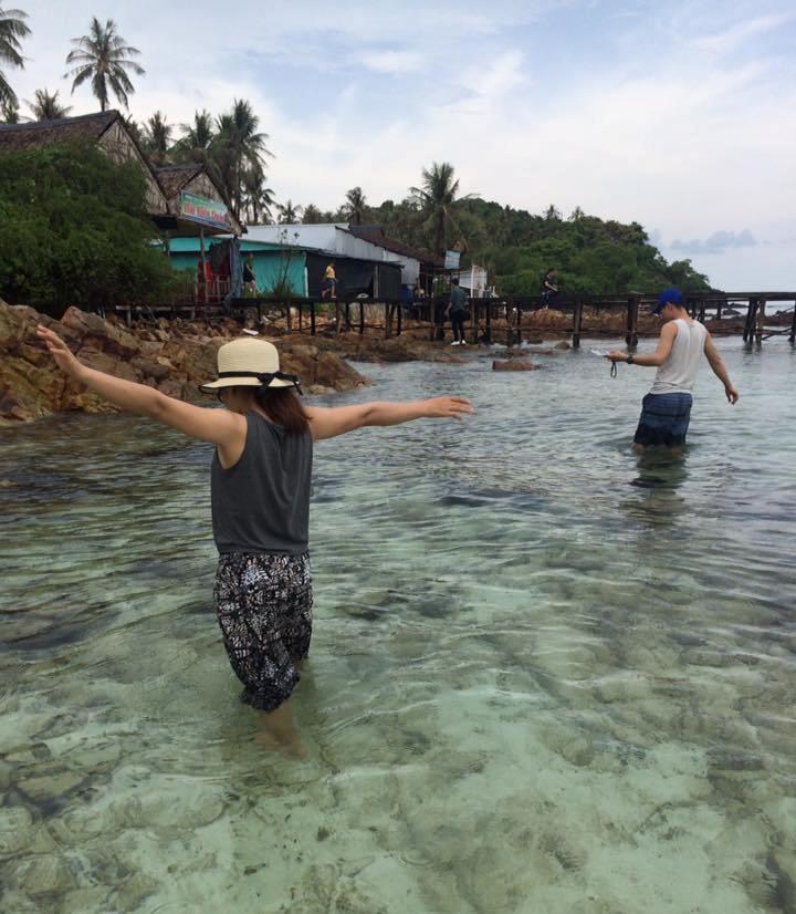 Hình ảnh biển Nam Du hoang sơ và quyến rũ