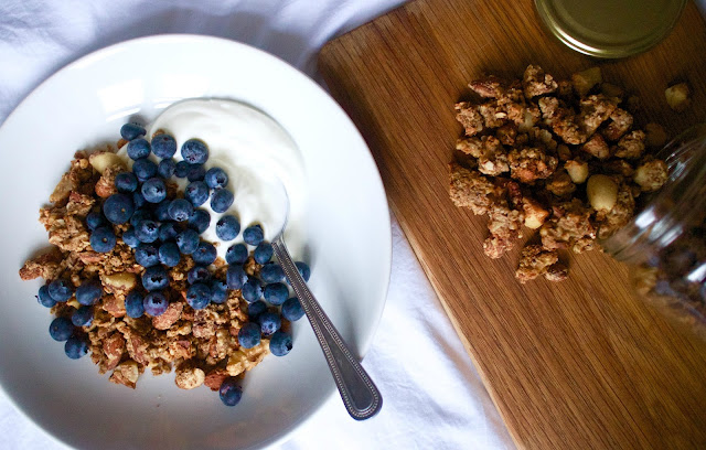 She's So Lucy Low Carb Peanut Butter Granola Recipe Healthy Low Sugar