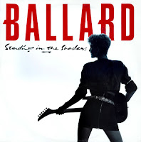 Ballard [Standing in the shadows - 1989] aor melodic rock music blogspot full albums bands lyrics