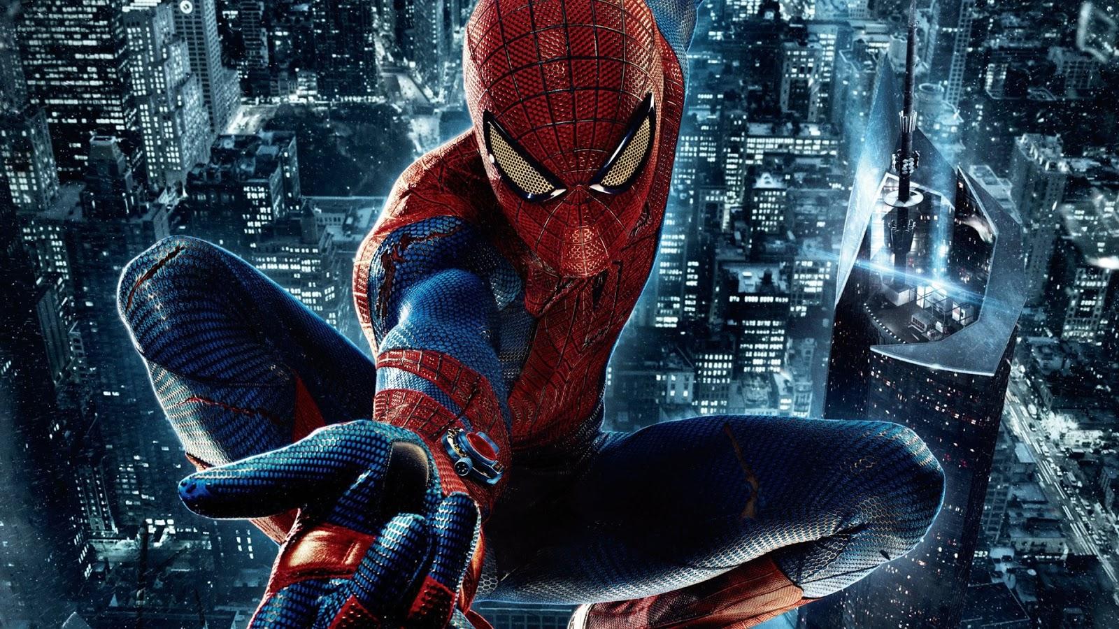 Spiderman: El Bar Cinéfilo De Farfaramir: The Amazing Spiderman