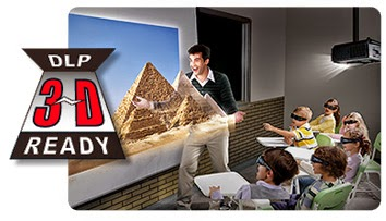 MÁY CHIẾU HD 3D GIÁ RẺ TẠI TPHCM