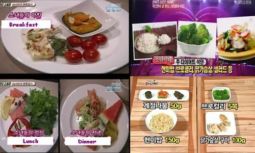 Diet Idol K-Pop